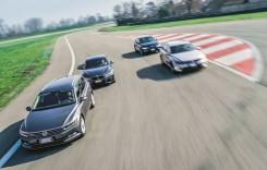 Hibrid vs diesel: test comparativ