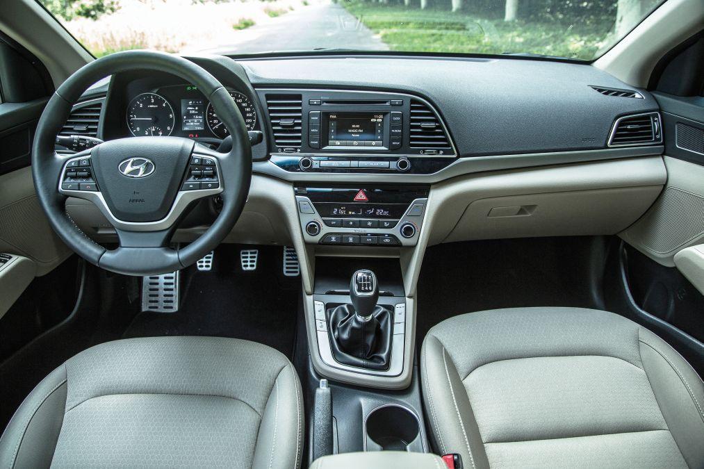 Hyundai Elantra 1.6 CRDi