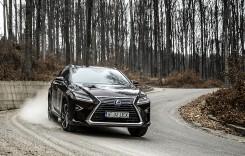 Test drive Lexus RX450h Luxury
