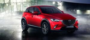 Mazda CX-3 Salonul Auto București 2016