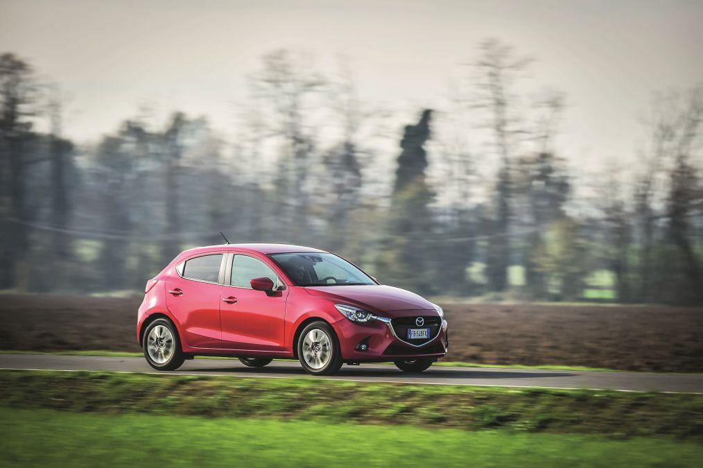 Mazda2 consum real