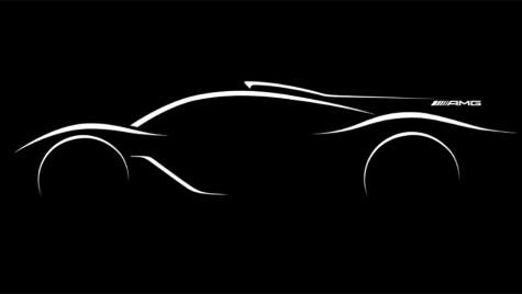Noul supercar Mercedes-AMG confirmat pentru 2017