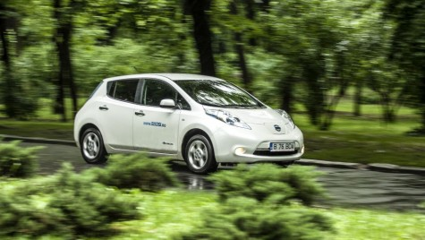 Test Nissan Leaf – Deschizător de drumuri