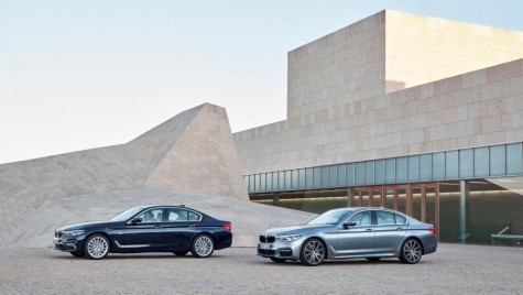 Noul BMW Seria 5: primele poze și informații oficiale!
