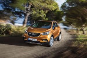 Opel Mokka X Salonul Auto București 2016