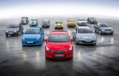 Opel Kadett aniversează 80 ani: O istorie în imagini