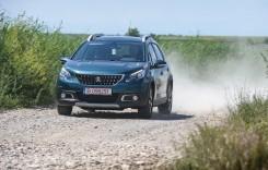Test drive Peugeot 2008 1.6 BlueHDi
