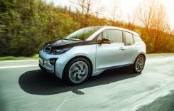Test drive BMW i3 cu Range extender