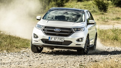Test drive Ford Edge – visul american