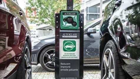 40 noi stații de încărcare pentru mașini electrice. AFLĂ UNDE