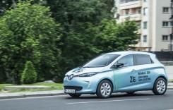 Test drive Renault Zoe: Experiment de gradul trei