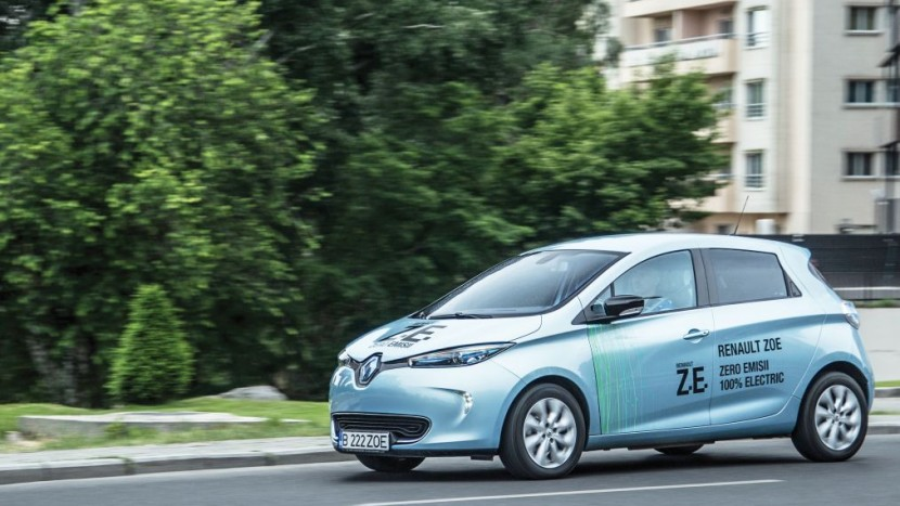Test Renault Zoe