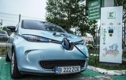 Bani UE pentru sute de statii pentru masini electrice