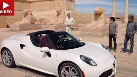 The Grand Tour trailer: Top Gear e istorie!
