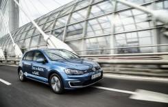 Șase VW e-Golf vor traversa România de la București la Timișoara