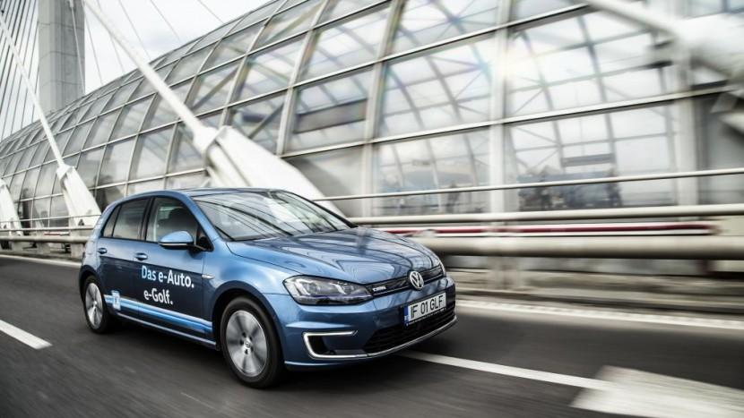 BMW i3 vs VW e-Golf