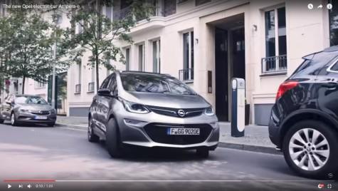 Opel Ampera-e: Descoperă-i atuurile în 69 secunde