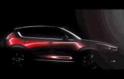 Noua Mazda CX-5 debutează luna viitoare – prima imagine oficială