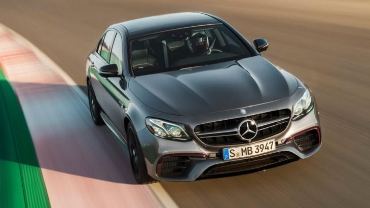 Oficial: Noul Mercedes-AMG E 63 cu 612 CP și tracțiune integrală