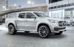 Mercedes-Benz Clasa X Concept: Primul pick-up premium e aici