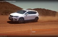 Seat Ateca: Primul SUV iberic, testat la limită