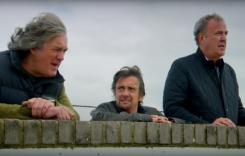 The Grand Tour: Clarkson & Co se distrează cu fostul Stig