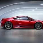 Acura NSX design facut de o femeie