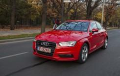 Test Audi A3 sedan 2013