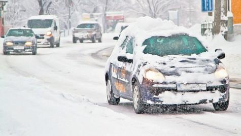 Nouă atenționare meteo: Ninsorile vor continua în cea mai mare parte a țării