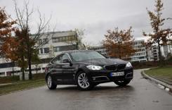 Test BMW seria 3 GT 2013