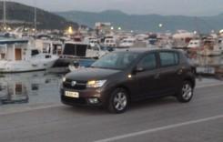 Exclusiv: primul test Dacia Sandero 1.0 SCe