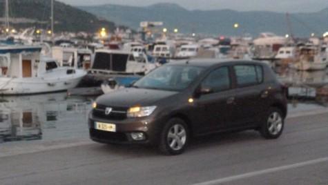 Exclusiv: primul test drive Dacia Sandero 1.0 SCe