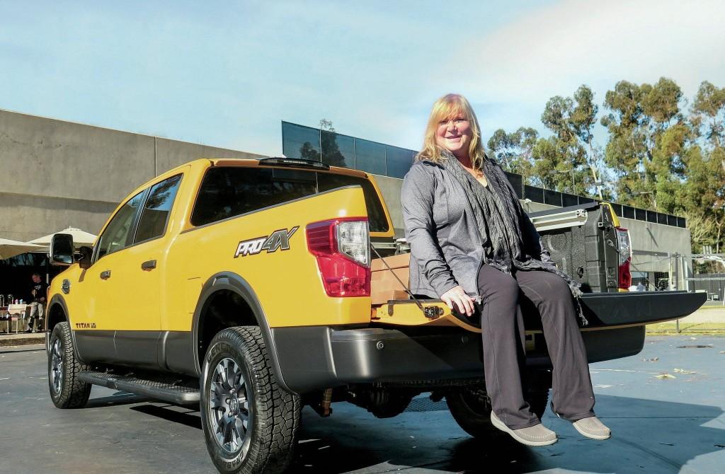 Diane Allen Nissan Titan (3)