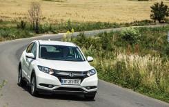 Test: Honda HR-V 1.6 i-DTEC Elegance (Navi)