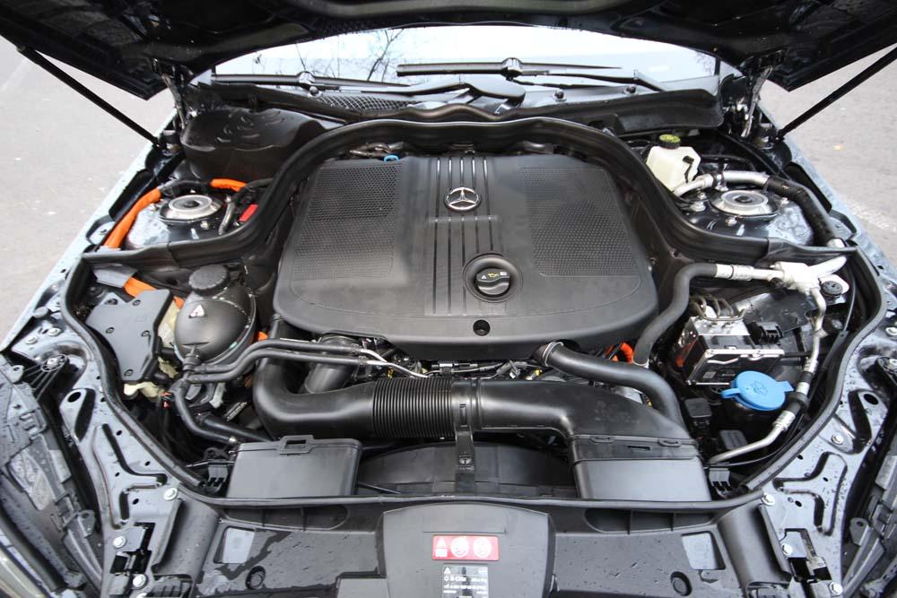 E-Klasse Hybrid