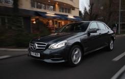 Mercedes-Benz Clasa E Hybrid 2013