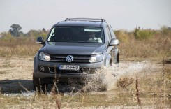 Test VW Amarok 2013