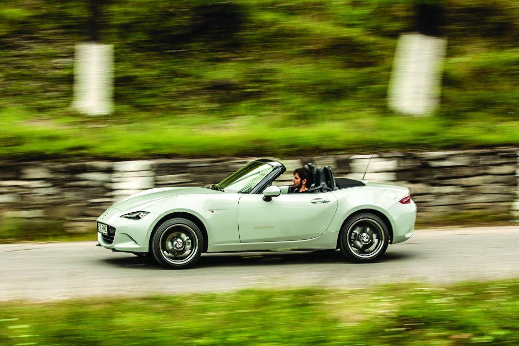 Test Mazda MX-5