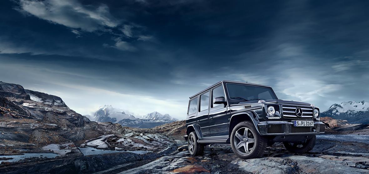 Mercedes-Benz G-Class mașini pentru bărbați