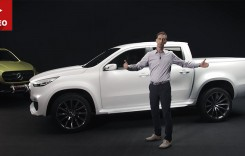 Mercedes X-Class: Secretele de design ale noului pick-up