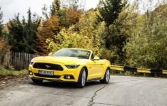 Test drive Ford Mustang GT 5.0 V8  – Dresură de cai sălbatici