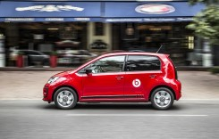 Test drive Volkswagen up! – Un pitic atât de mic se distrează în trafic