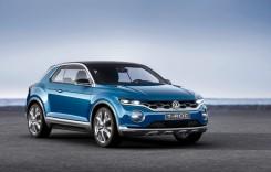 VW Golf SUV: Fratele mai mic al lui Tiguan vine la Geneva
