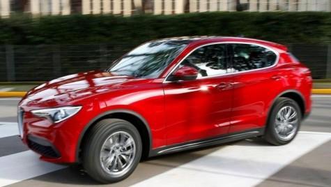 Cum arată Alfa Romeo Stelvio, în versiunea entry-level