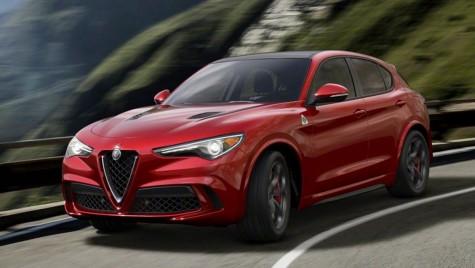 Alfa Romeo Stelvio: Primul SUV Alfa, dezvăluit oficial