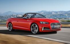 Noul Audi A5 Cabriolet debutează la LA Auto Show