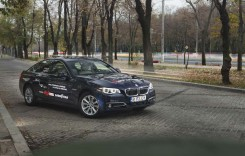 Test BMW 520 Xdrive 2013