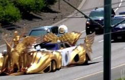 Așa arată limuzina prezidențială SF a lui Donald Trump