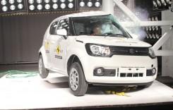 EuroNCAP: 3 stele pentru Suzuki Ignis și Ssang Yong Tivoli