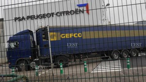 Contract de 8 miliarde euro, semnat de GEFCO si PSA